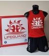 Pantaloncino Lifeguard (Blu)